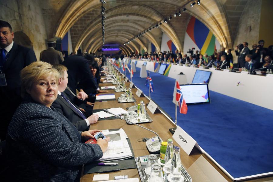 Szczyt UE na Malcie