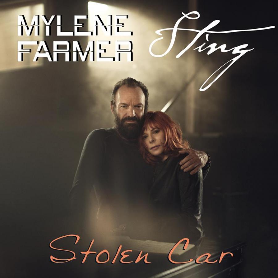 """Mylène Farmer i Sting śpiewają razem """"Stolen Car"""""""