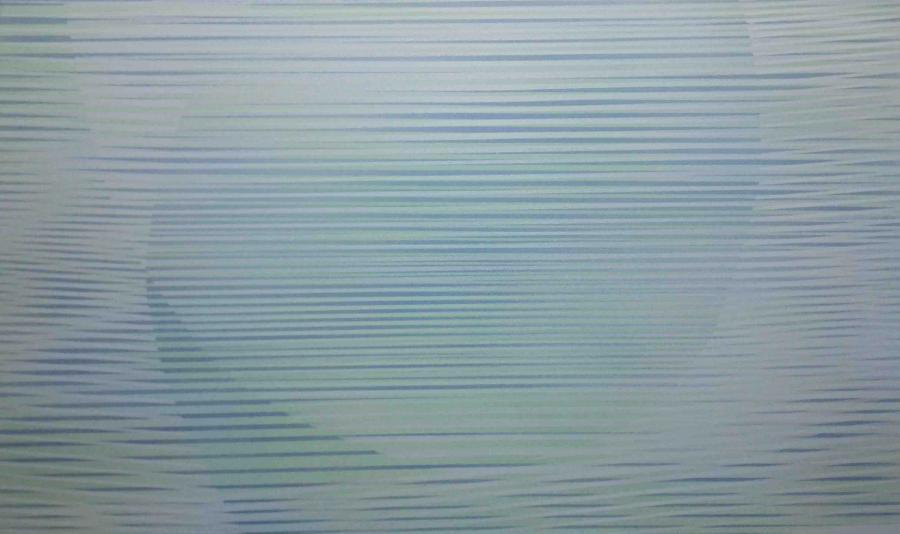 Interferencje III, akryl na płótnie, 150x90 cm