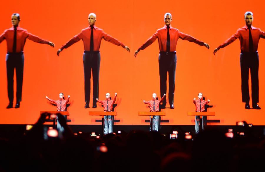 Kraftwerk – giganci muzyki elektronicznej w Polsce