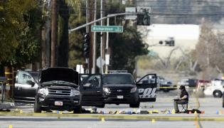 Strzelanina w San Bernardino