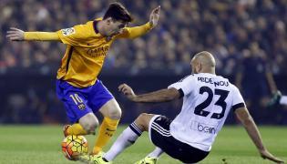 Aymen Abdennour i Lionel Messi