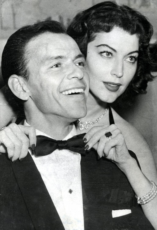 Frank Sinatra i Ava Gardner