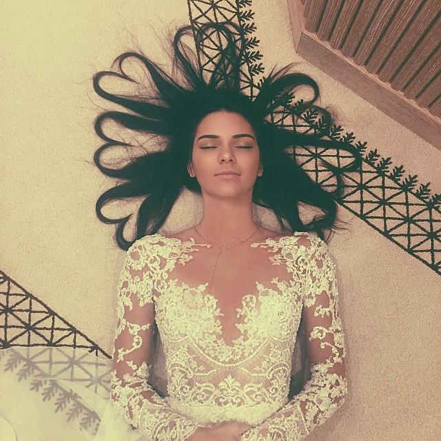 1. Kendall Jenner – 3,2 miliona polubień