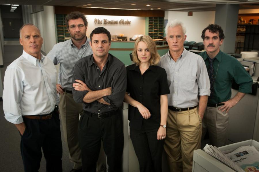 """Spotlight"" w kinach od 5 lutego 2016 roku"