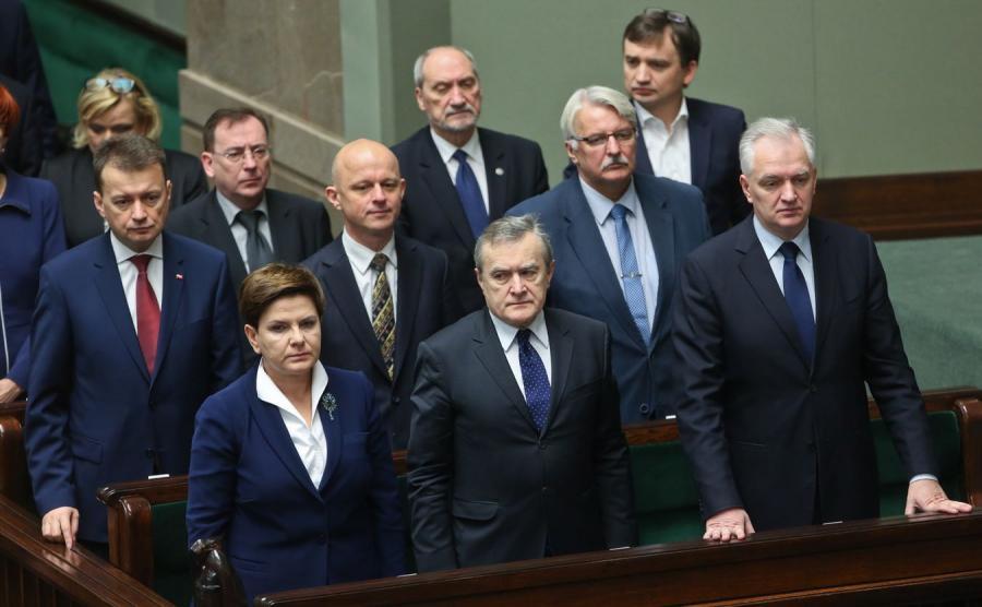 Rząd PiS w Sejmie