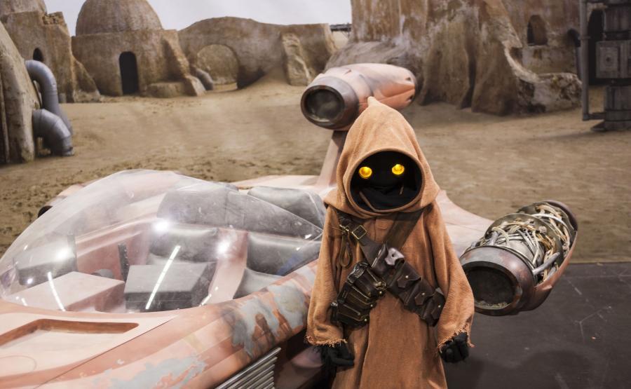 Jawa z planety Tatooine