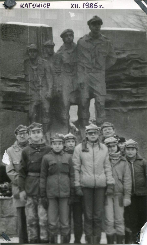 Dzieciństwo Andrzeja Dudy