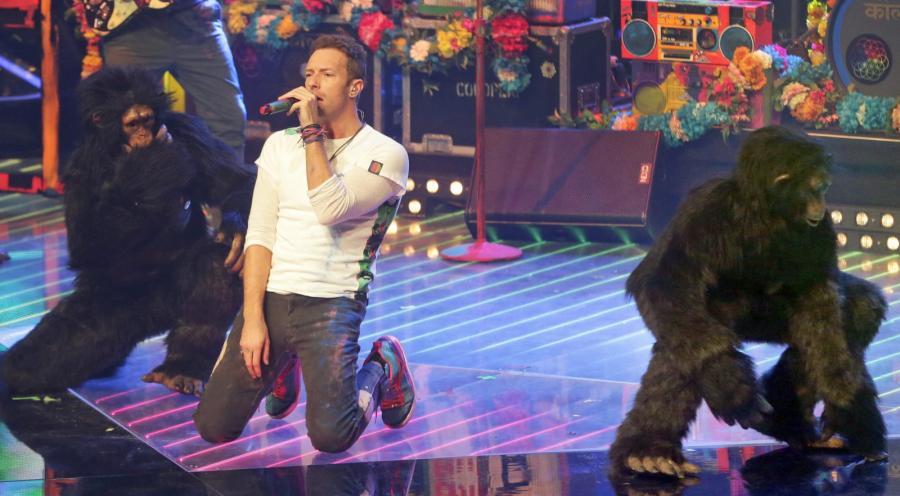 Coldplay jak \