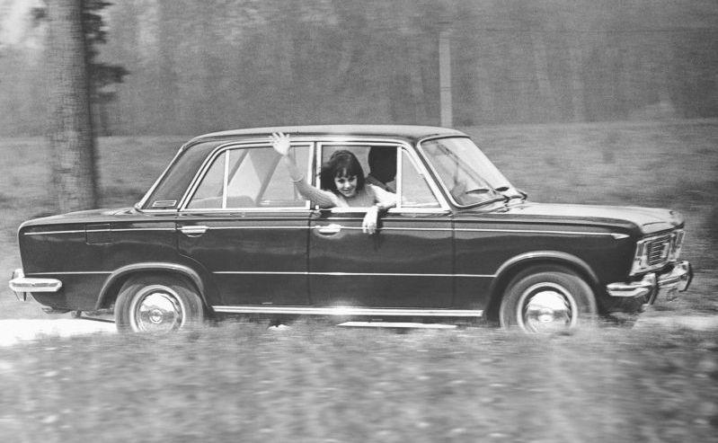 Fiat 125 (1967-1968)