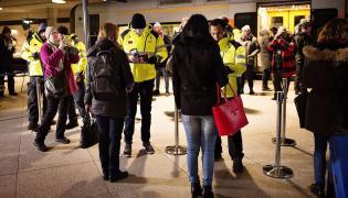 Kontrola graniczna w Danii