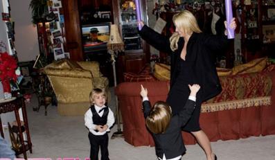 Na swojej stronie Britney Spears pokazała swoje nowe zdjęcia z rodziną