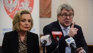 Anna Maria Anders i Ryszard Czarnecki