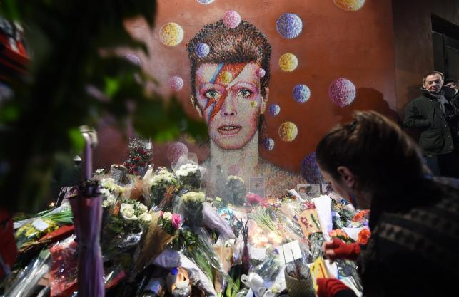 David Bowie pozostawił po sobie miliony fanów