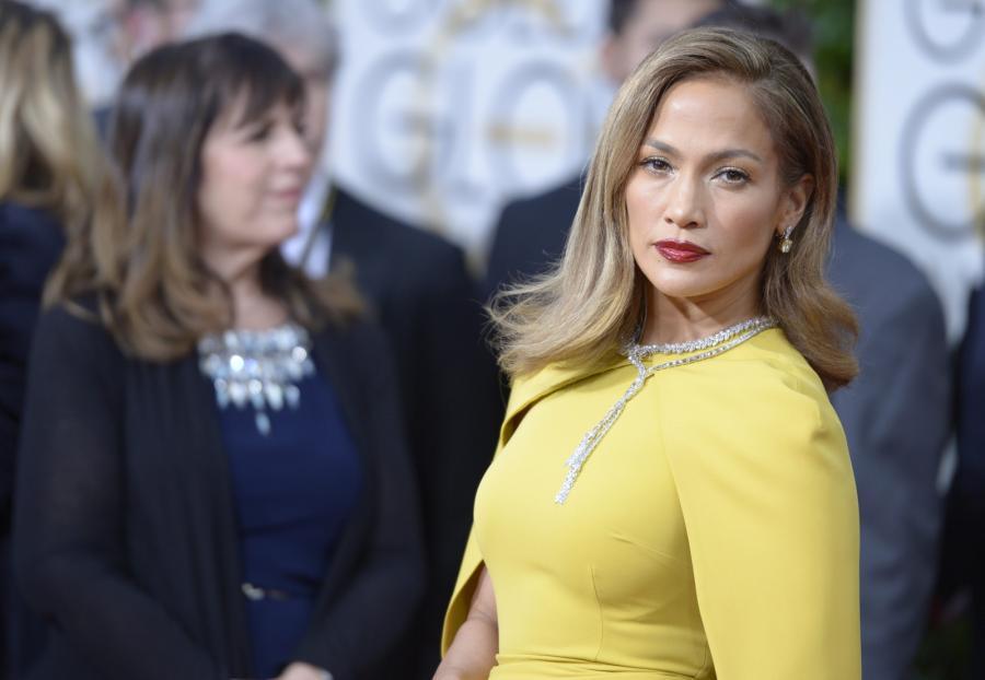 Jennifer Lopez ubrana jak nigdy wcześniej...