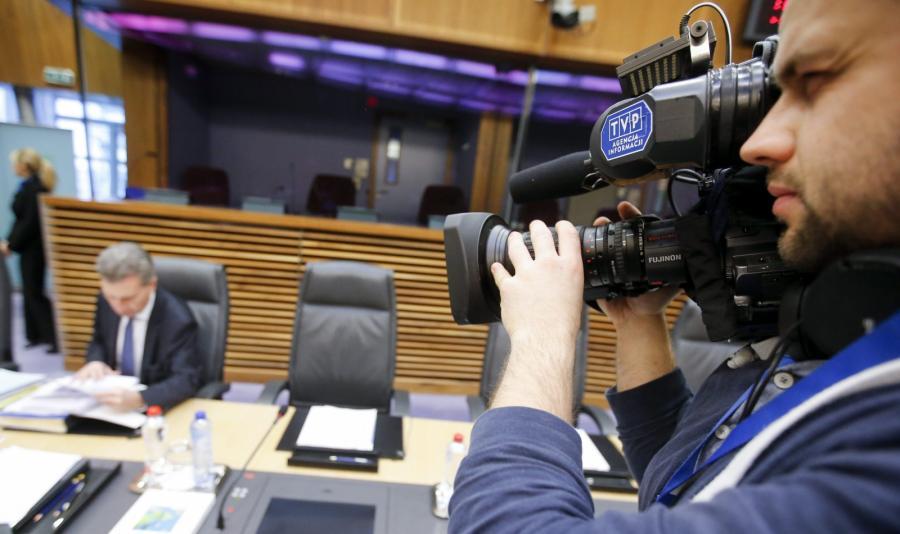 Przed posiedzeniem Komisji Europejskiej