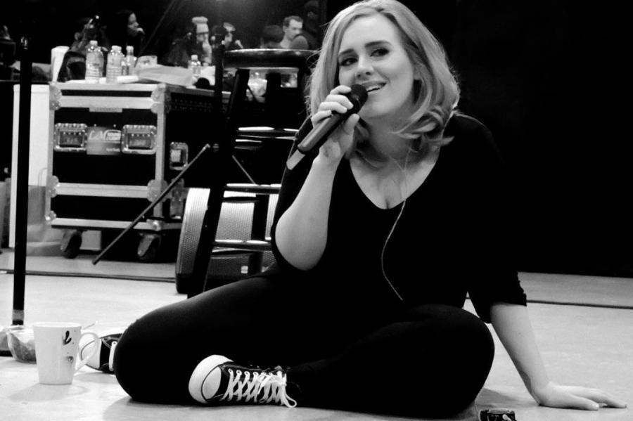 Adele na liście \
