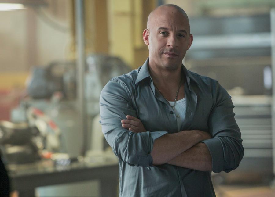 Vin Diesel wysadzi Islandię