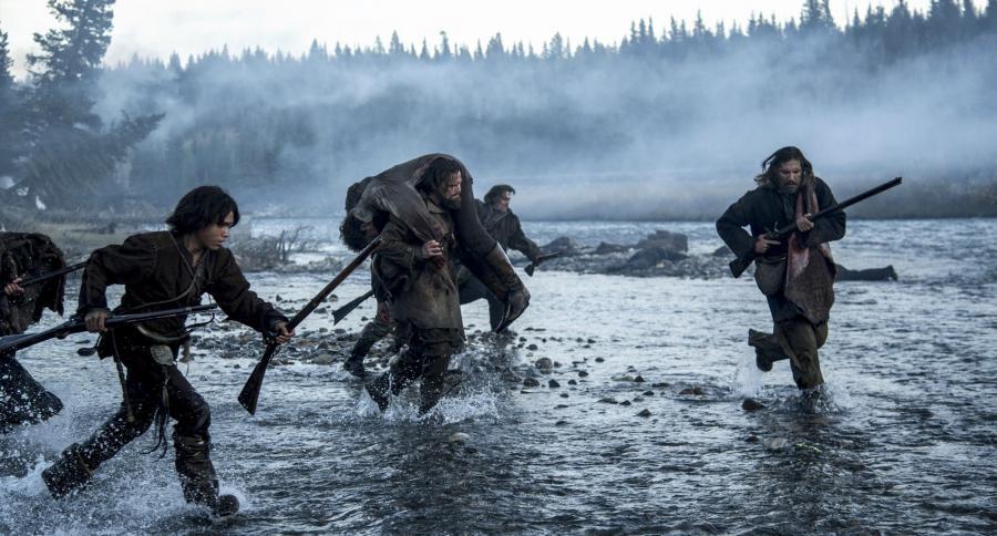 """""""Zjawa"""" – Leonardo DiCaprio tułaczka po Oscara"""