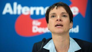 Frauke Petry, przewodnicząca Alternatywy dla Niemiec