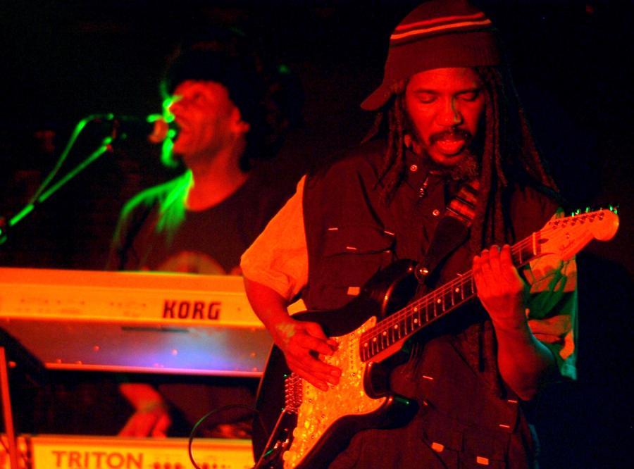 Artysta reggae Lee Perry