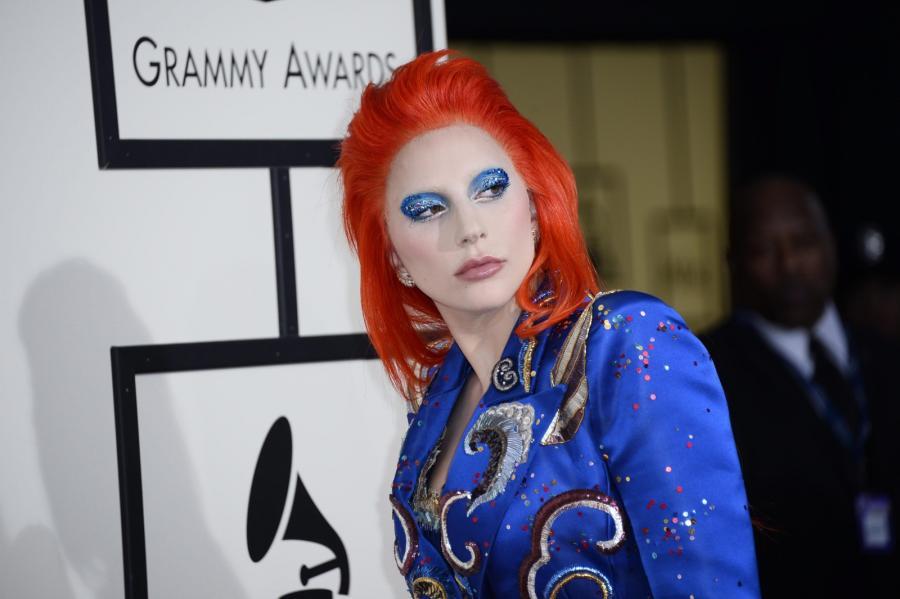 Lady Gaga na gali Grammy 2016