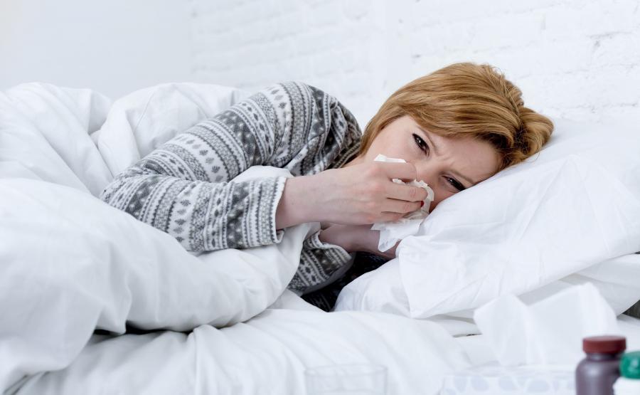Sezon grypowy w pełni