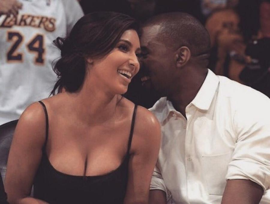 Zobacz syna Kim Kardashian i Kanye Westa