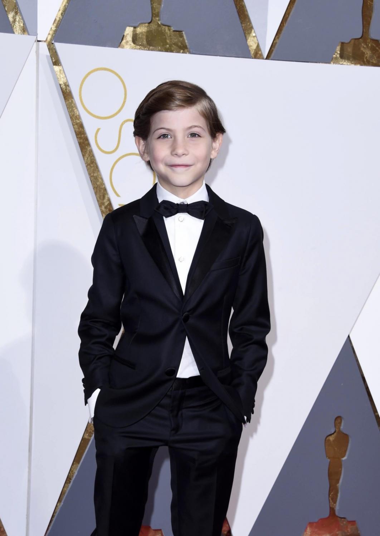 Jacob Tremblay - mała wielka gwiazda Oscarów 2016