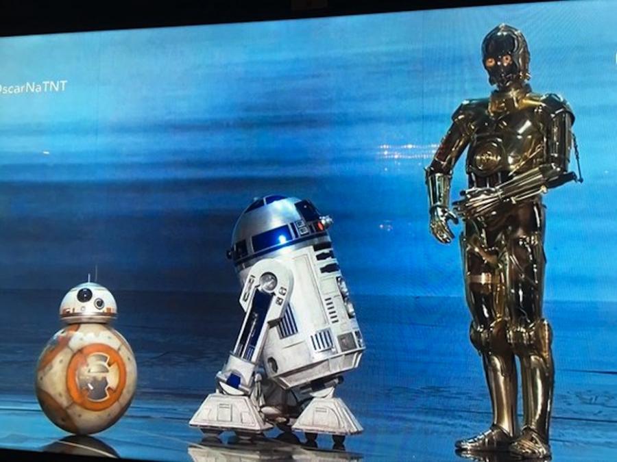 """Najwięksi przegrani Oscarów 2016: """"Gwiezdne wojny"""""""