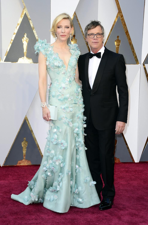 Cate Blanchett i Todd Haynes na Oscarach