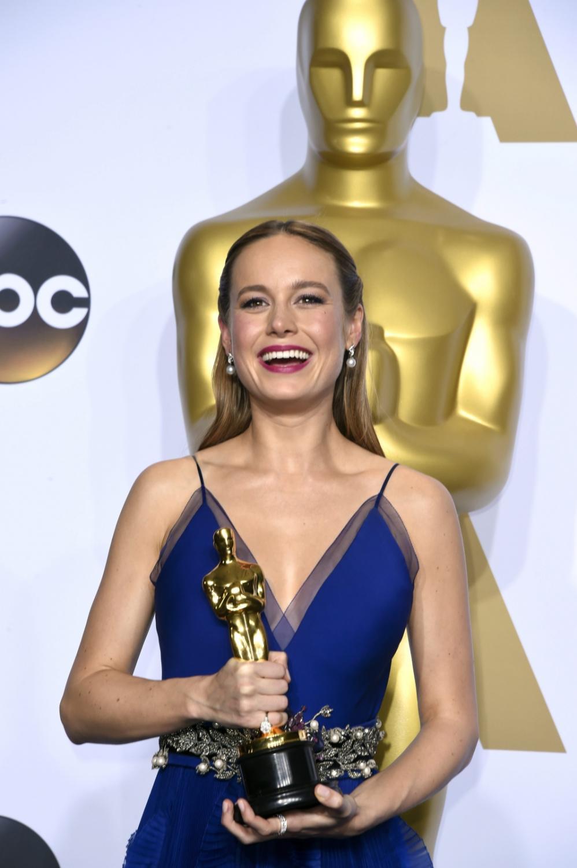 """Oscary 2016 – najlepsza aktorka: Brie Larson, """"Pokój"""""""