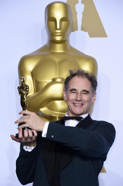 """Oscary 2016 – najlepszy aktor drugoplanowy: Mark Rylance, """"Most szpiegów"""""""