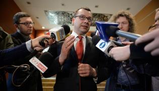 Przemysław Nowak z warszawskiej Prokuratury Okręgowej