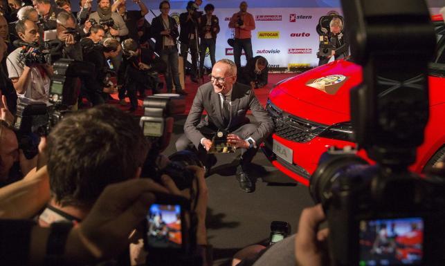 Sensacja w Genewie. Opel astra z Gliwic z tytułem Car of the Year 2016 [FOTO]