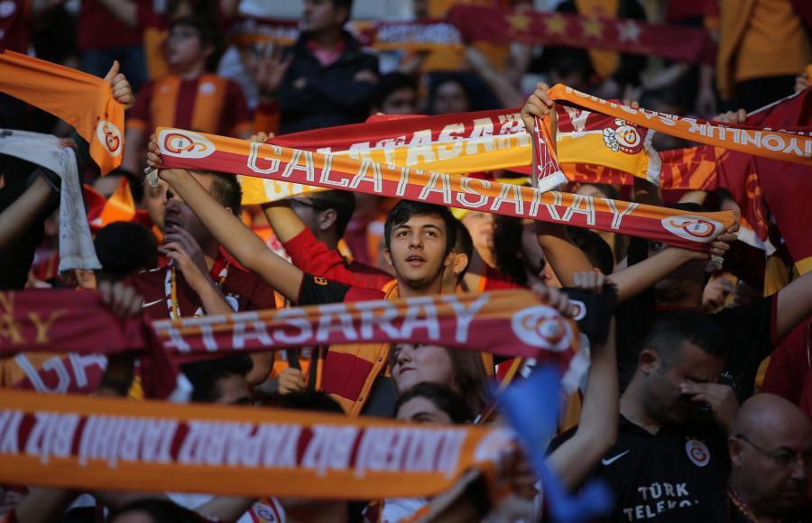 Kibice Galatasaray