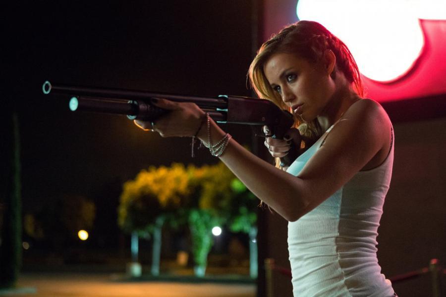 Sarah Dumont w filmie \