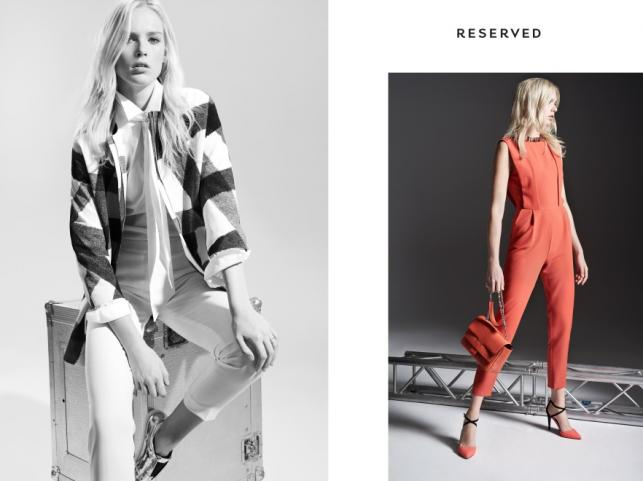 Reserved Concept Line wiosna 2016