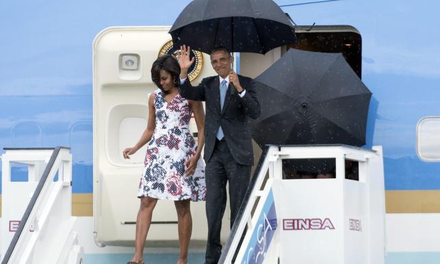 Obama z historyczną wizytą na Kubie. Pierwszy prezydent USA na wyspie od 88 lat