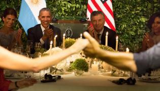 Barack Obama w Argentynie