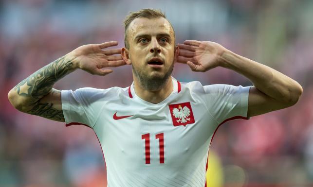 Koncert polskich piłkarzy. Finowie z Wrocławia wyjeżdżają z bagażem pięciu goli. ZDJĘCIA