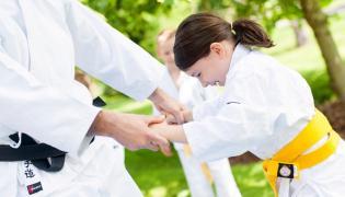 Trening dziecka z rodzicem