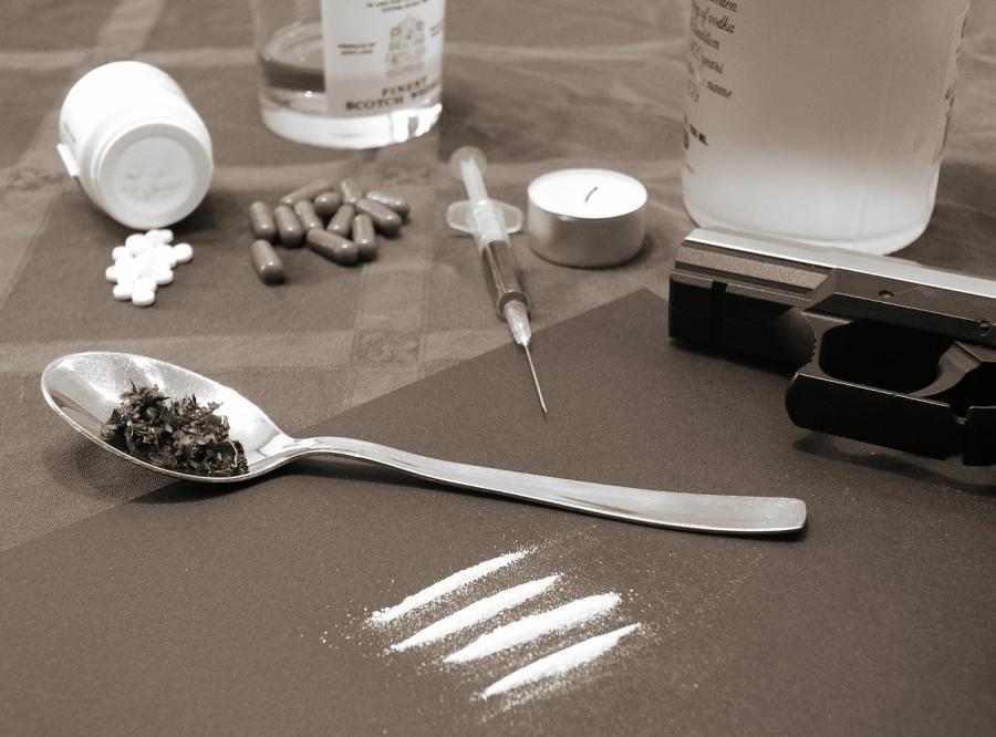Kokainy brak na krajowym rynku