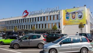 Lotnisko Zaventem w Brukseli