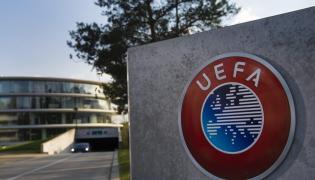 Policja weszła do siedziby UEFA