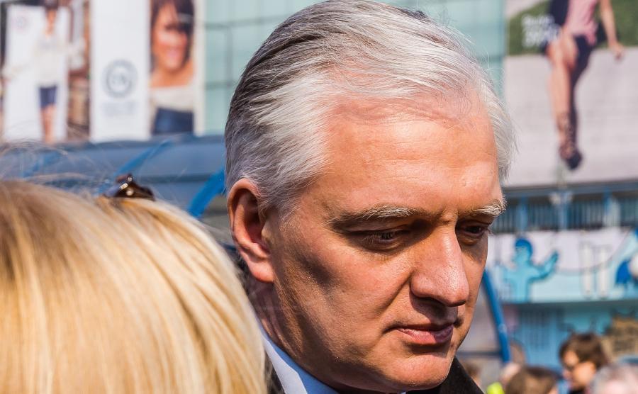 Jarosław Gowin -  minister nauki i szkolnictwa wyższego