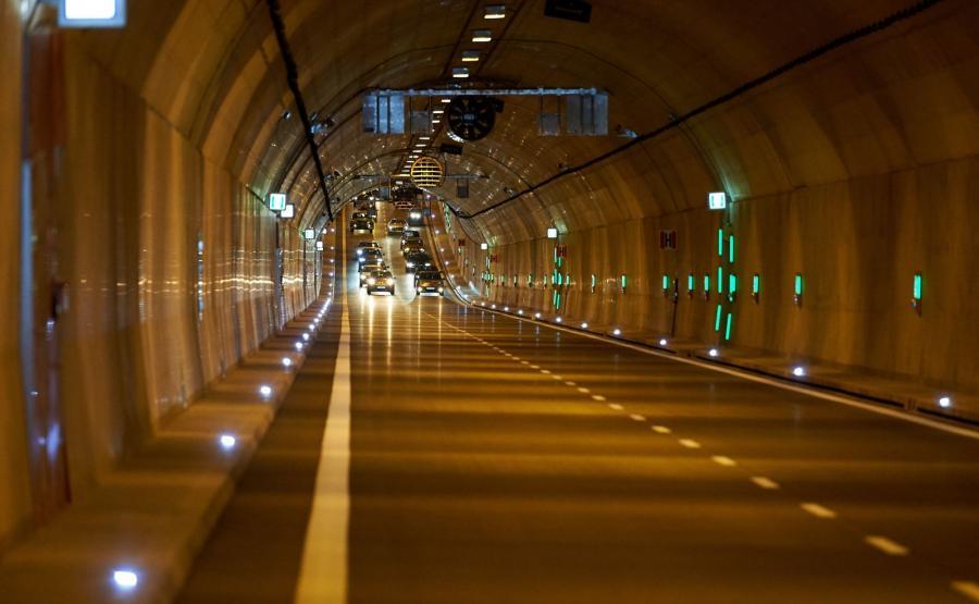 Tunel pod Martwą Wisłą w Gdańsku