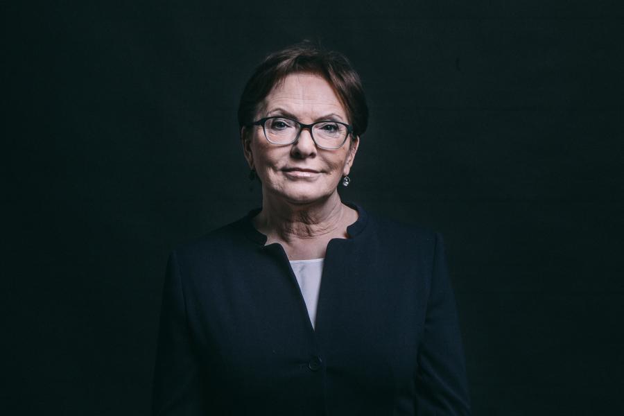 Ewa Kopacz wróci do władzy w partii?