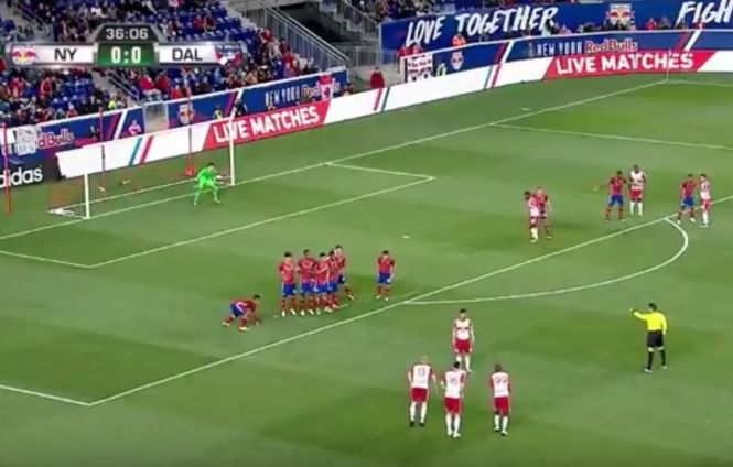 New York Red Bulls - FC Dallas