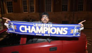 Kibic Leicester City